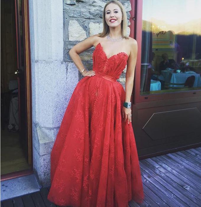 Ксения Собчак: «Я буду очень ответственной мамой»